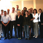IPF Trainees in Prague