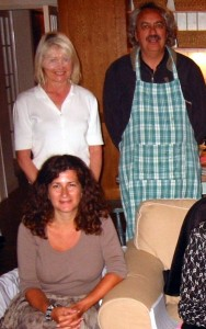 David Grove, Carol Wilson and Angela Dunbar