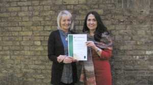 "Emerald Literati Award for article ""Developing a Coaching Culture"" at the Literati Network Awards for Excellence 2012"