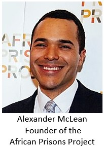 Alexander McLean, African Prisons Project
