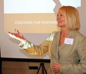 Coaching and leadership keynotes