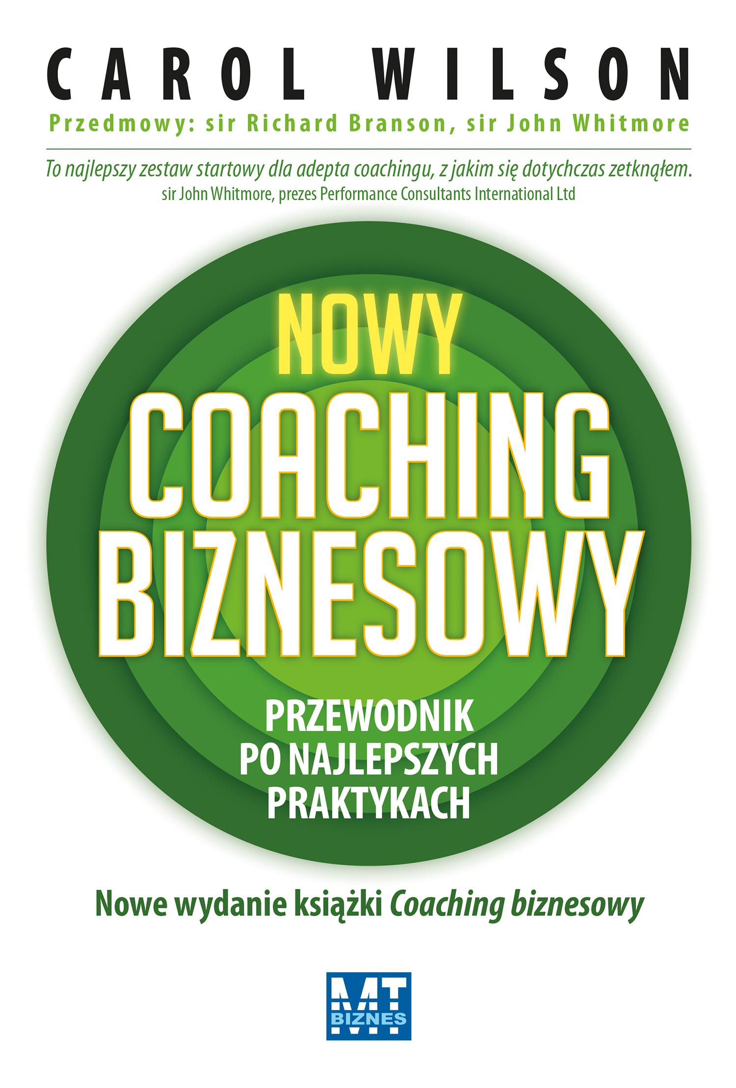 Performance Coaching Polish, Coaching Biznesowy