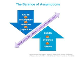 The Balance of Assumptions