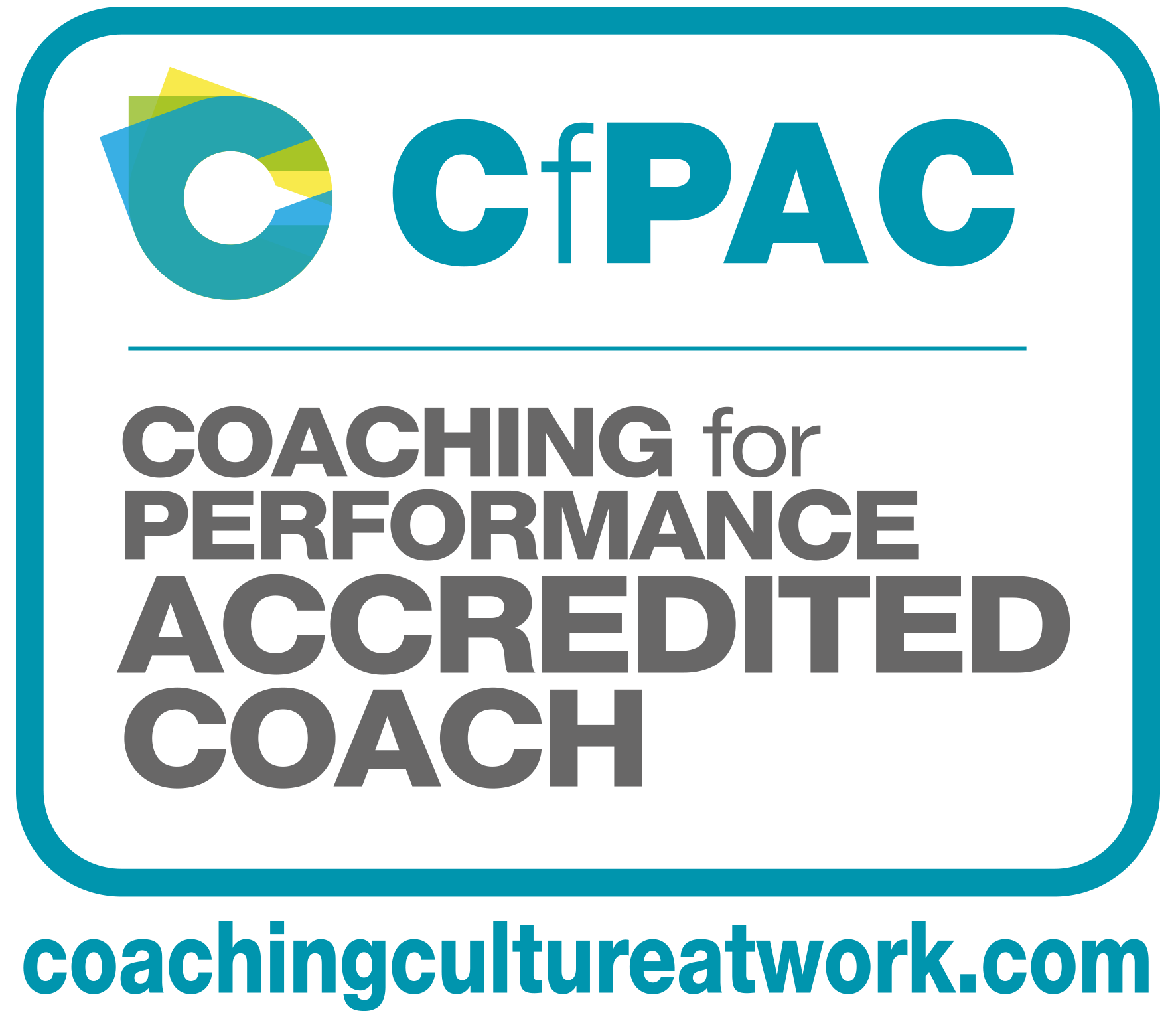 Coaching for Performance Accredited Coach | CfPAC | professional coach training