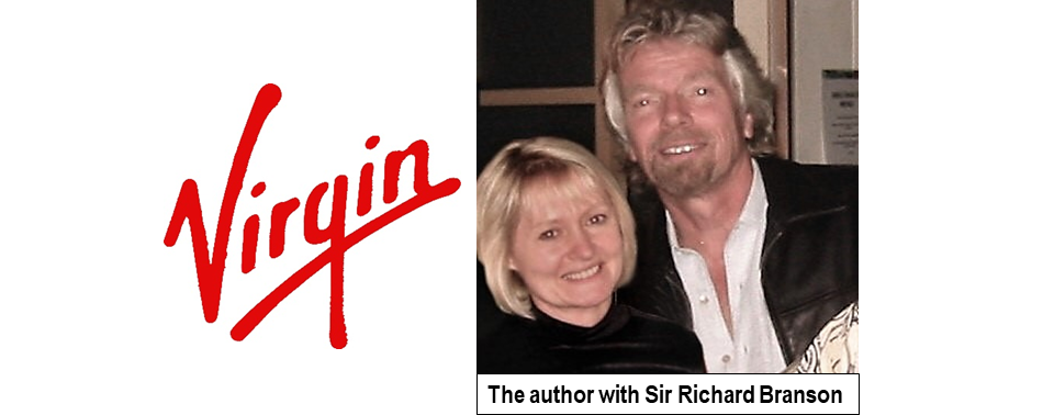Sir Richard Branson's leadership style